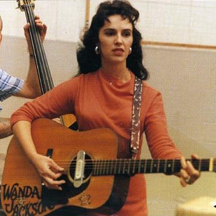 Wanda Jackson Let's Have A Party cover art
