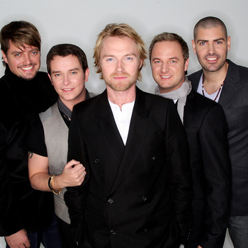 Boyzone Yes I Will cover art