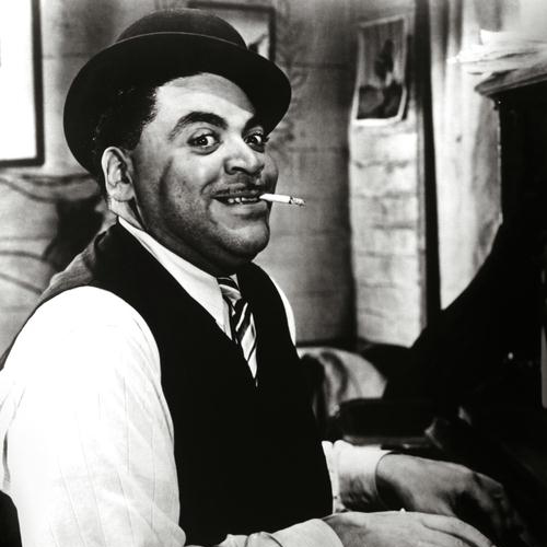 "Thomas ""Fats"" Waller Ain't Misbehavin' cover art"