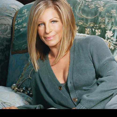 Barbra Streisand Snow Bound cover art