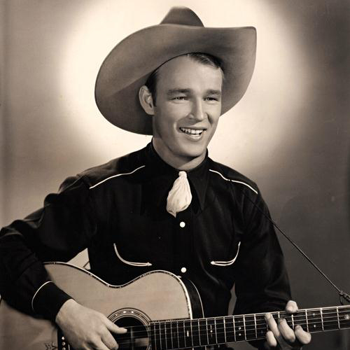 Roy Rogers Happy Trails cover art