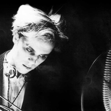 Thomas Dolby She Blinded Me With Science cover art