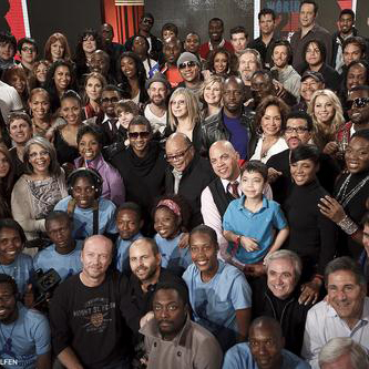 Artists For Haiti We Are The World 25 For Haiti cover art