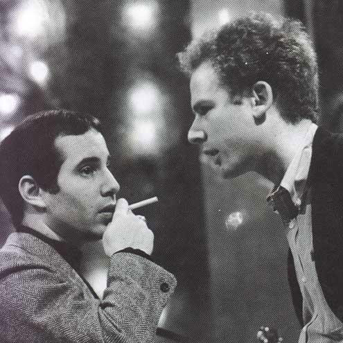 Simon & Garfunkel Wednesday Morning, 3 A.M. cover art
