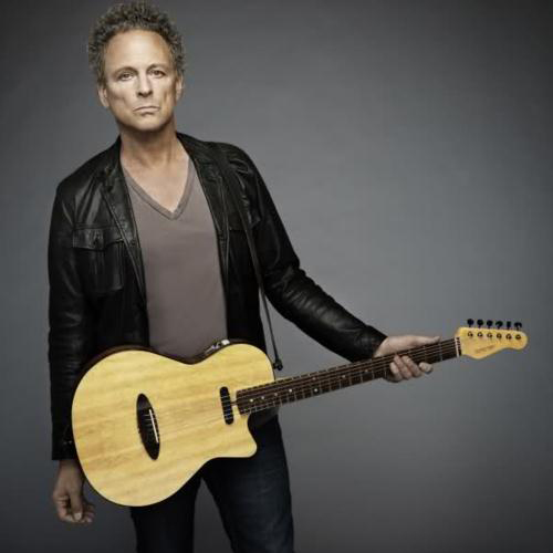 Lindsey Buckingham Holiday Road cover art