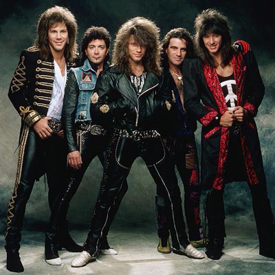 Bon Jovi The Hardest Part Is The Night cover art