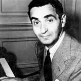 I Love A Piano sheet music by Irving Berlin