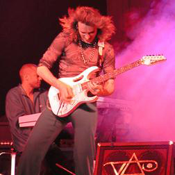 Steve Vai: The Ax Will Fall