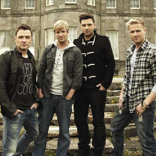 Westlife Queen Of My Heart cover art