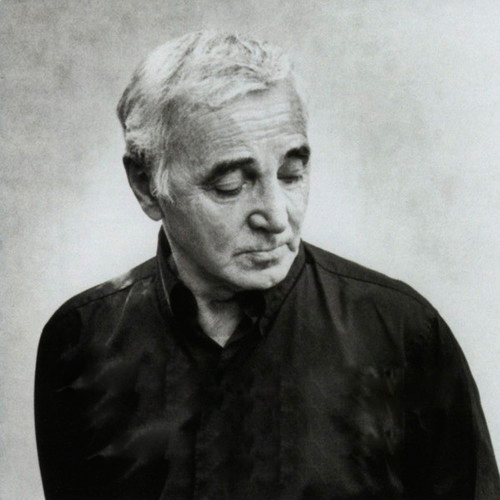 Charles Aznavour All Of My Life cover art