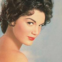 Be Anything (But Be Mine) sheet music by Connie Francis