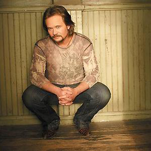 Travis Tritt Ten Feet Tall And Bullet Proof cover art