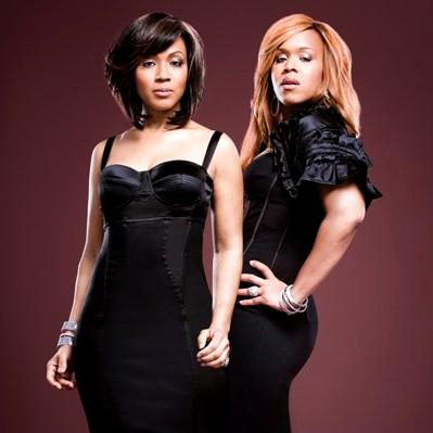 Mary Mary Get Up cover art