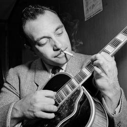 Nuages sheet music by Django Reinhardt