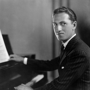 George Gershwin The Man I Love cover art