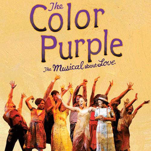 The Color Purple (Musical) Shug Avery Comin' To Town cover art