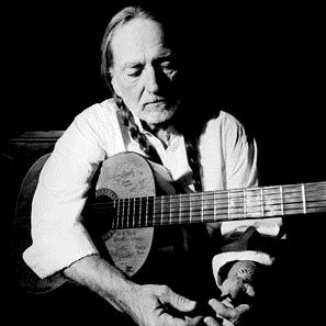 Willie Nelson Uncloudy Day cover art
