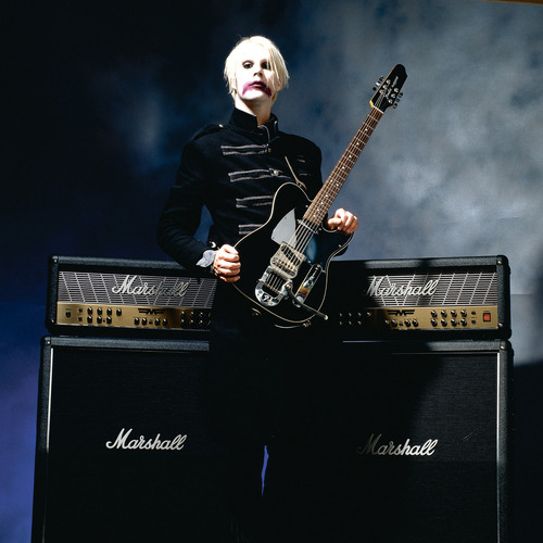 John 5 Vertigo cover art