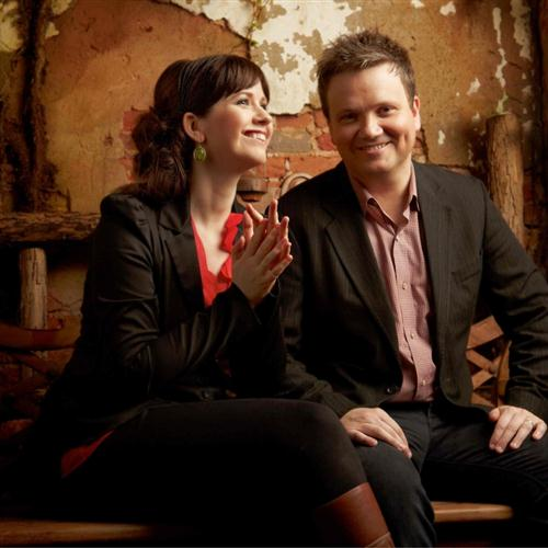 Keith & Kristyn Getty O Church Arise cover art