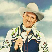 Gene Autry He's A Chubby Little Fellow cover art