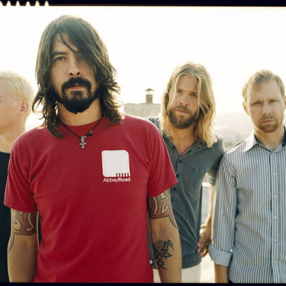 Foo Fighters The Feast And The Famine cover art