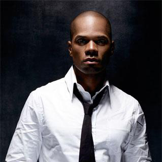 Kirk Franklin Hosanna cover art