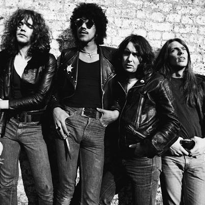 Thin Lizzy Are You Ready cover art