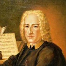 Arioso sheet music by Alessandro Scarlatti