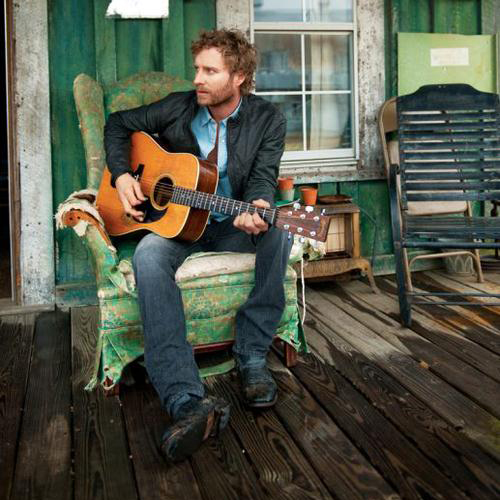 Dierks Bentley Somewhere On A Beach cover art