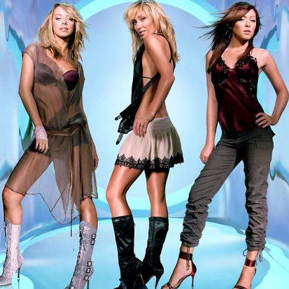 Atomic Kitten (I Wanna Be) Like Other Girls cover art