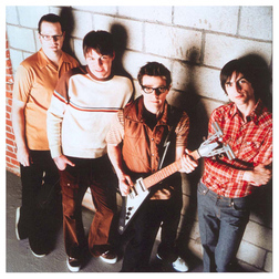 Jacked Up sheet music by Weezer