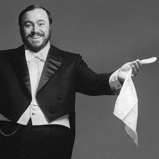 Luciano Pavarotti La Donna E Mobile (from Rigoletto) cover art