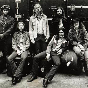 The Allman Brothers Band Every Hungry Woman cover art