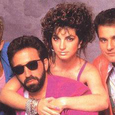 Miami Sound Machine Conga cover art
