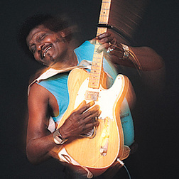Albert Collins:Albert's Alley