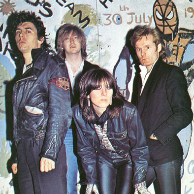 The Pretenders Human On The Inside cover art