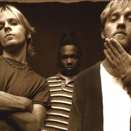 dc Talk Say The Word cover art