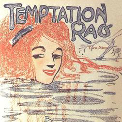 The Temptation Rag sheet music by Henry Lodge