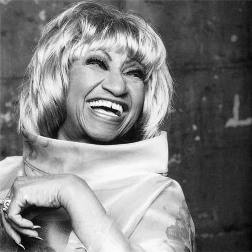 Celia Cruz Burundanga cover art
