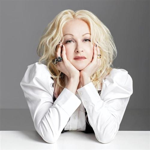Cyndi Lauper The Most Beautiful Thing In The World cover art