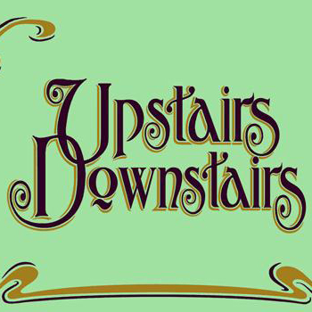 Alexander Faris Upstairs Downstairs cover art