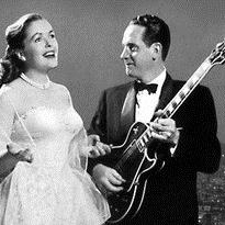 Vaya Con Dios (May God Be With You) sheet music by Les Paul & Mary Ford
