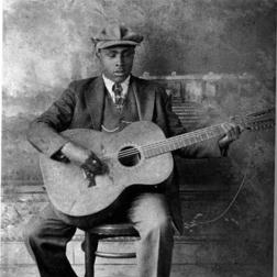 Dying Crapshooter's Blues sheet music by Blind Willie McTell