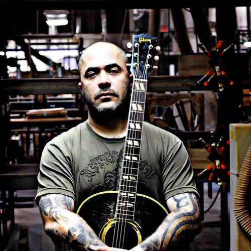 Aaron Lewis Outside cover art