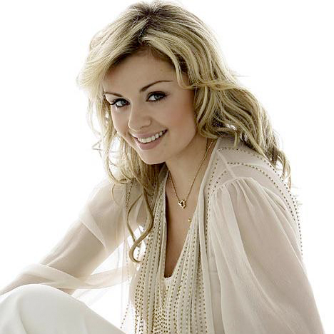Katherine Jenkins Amazing Grace cover art