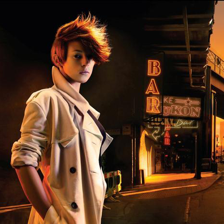 La Roux Bullet Proof cover art
