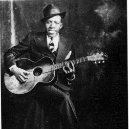 Walkin' Blues sheet music by Robert Johnson