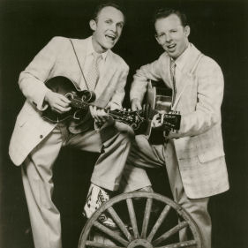 The Louvin Brothers My Baby's Gone cover art