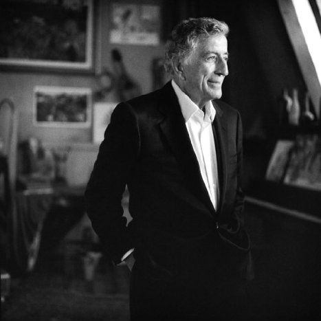Tony Bennett This Time The Dream's On Me cover art