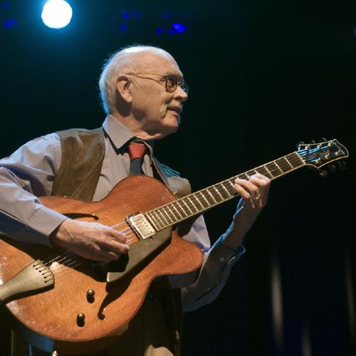 Jim Hall Stompin' At The Savoy cover art